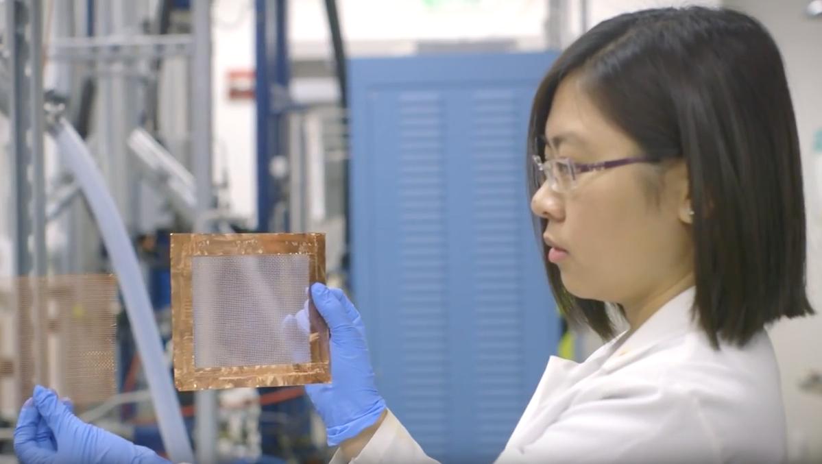 nano air filter