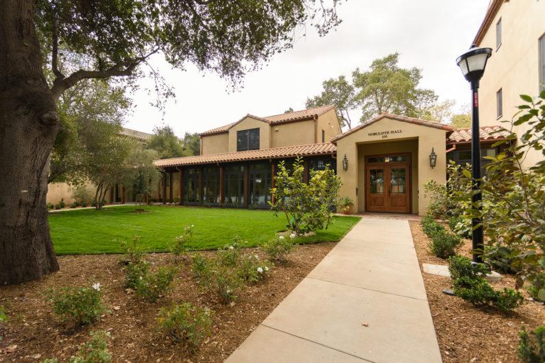 New residence halls update historic Lagunita Court