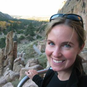 Nicole Ardoin studies how environmental behavior is influenced by environmental learning and motivated by place-based connections.
