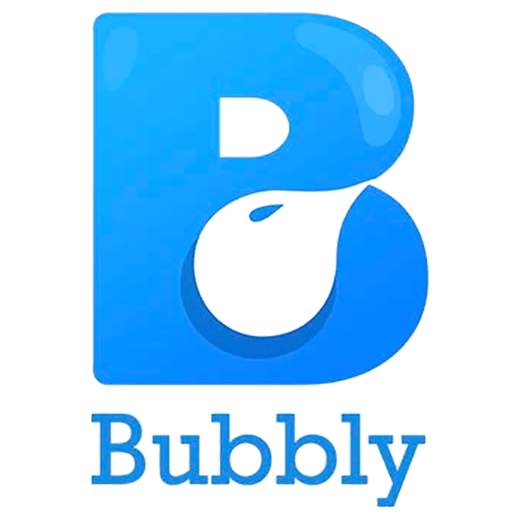 Bubbly Laundry logo