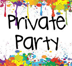 Private Off-Site Party
