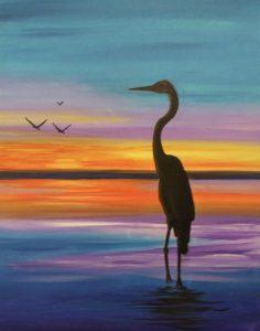 Paint the Crane