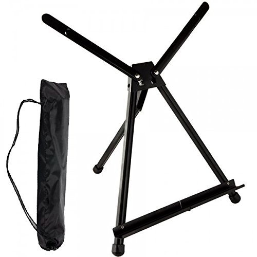 NEW Tabletop Folding Easel With Carry Case