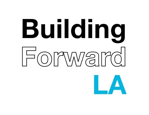 Building Forward LA logo