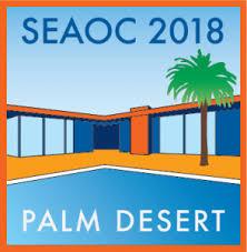 SEAOC 2018 Palm Desert