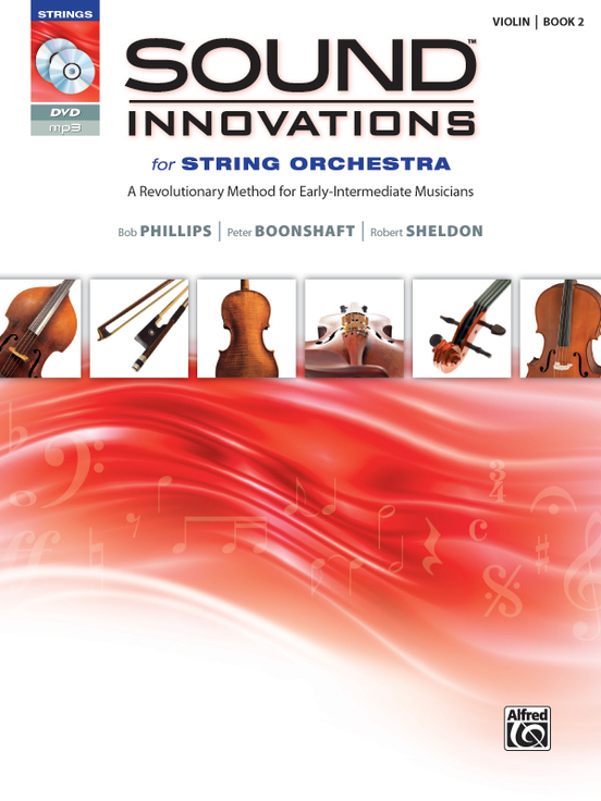 Sound Innovations for String Orchestra Book 1