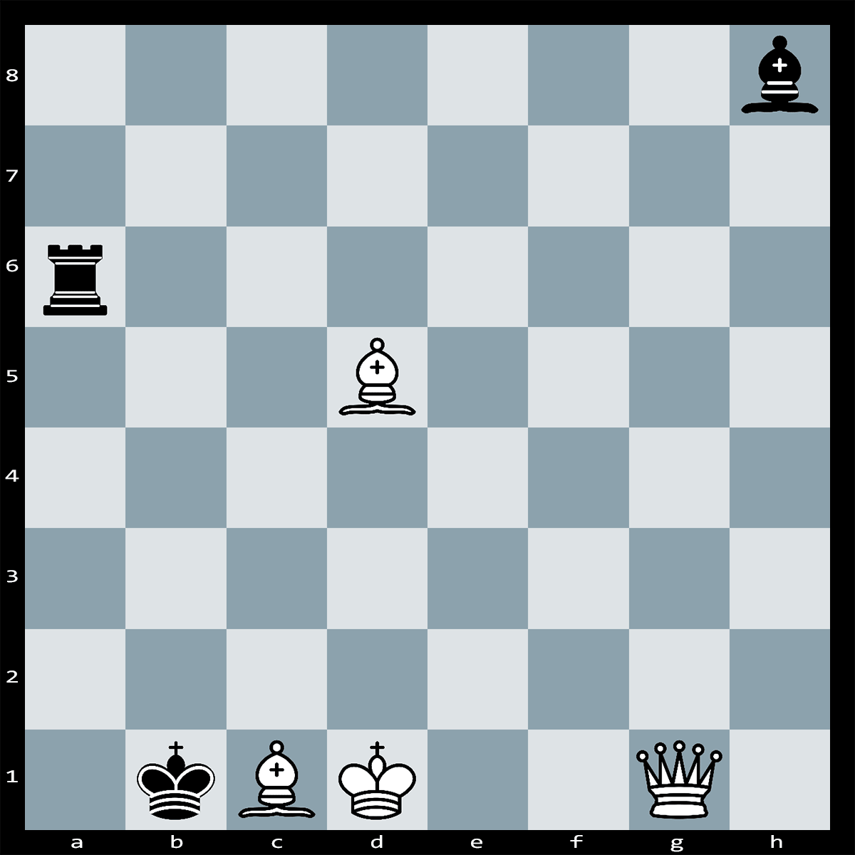 Chess Puzzle #333 | White has a powerful move here, which wins the game and should not take more than 3 moves.