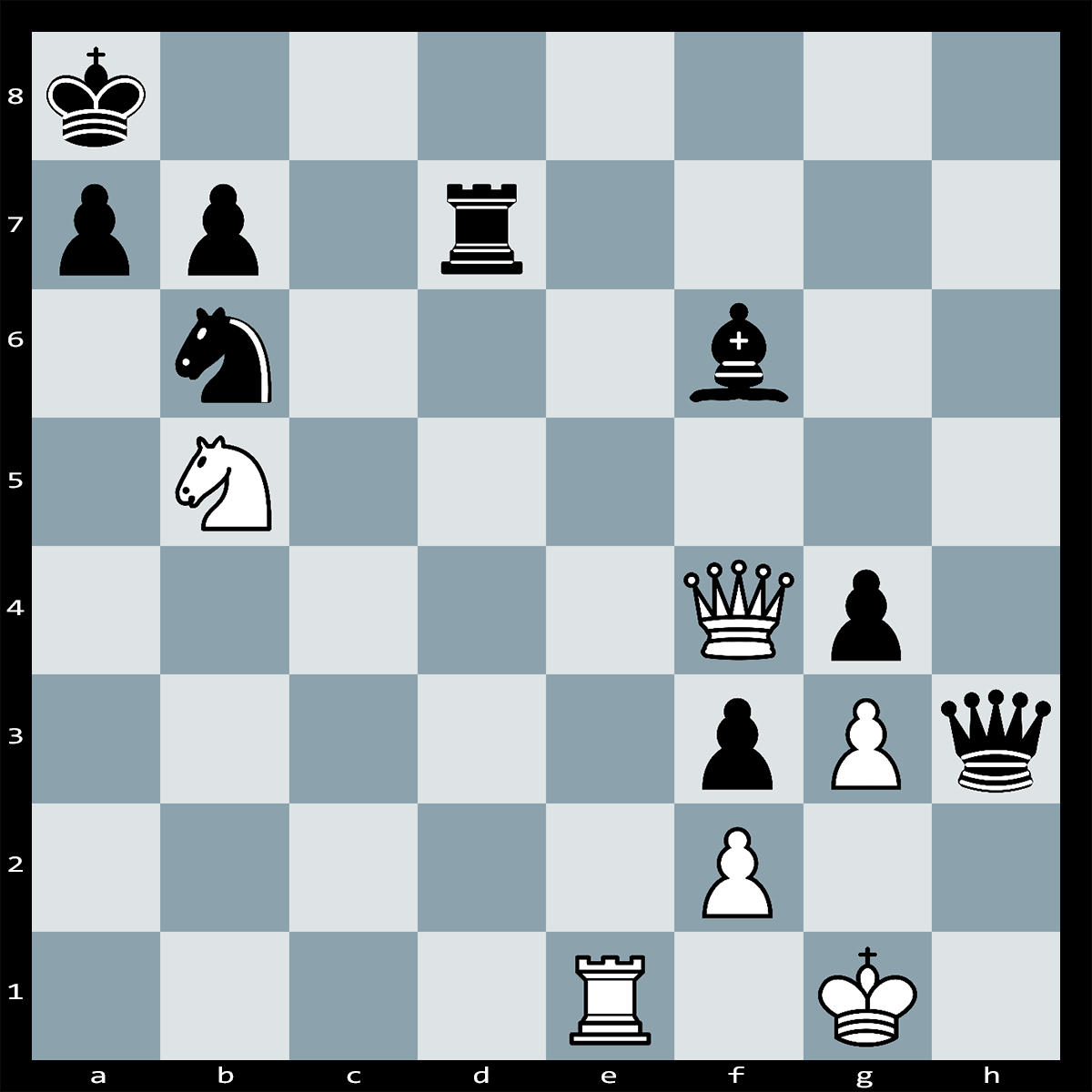 Chess Puzzle #336 | Black has more pieces, but it is white's turn to play. Can you spot the move that wins the game?
