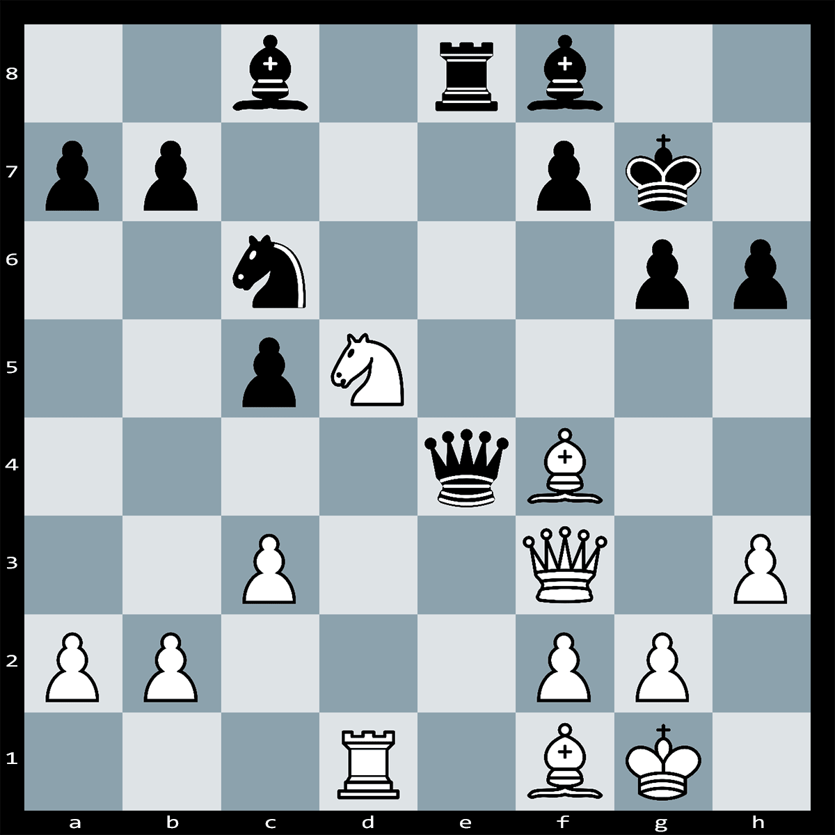 Chess Puzzle #340 Anatoly Karpov - Veselin Topalov 1994 | In this complex-looking position, white has a very strong move. Can you spot it?