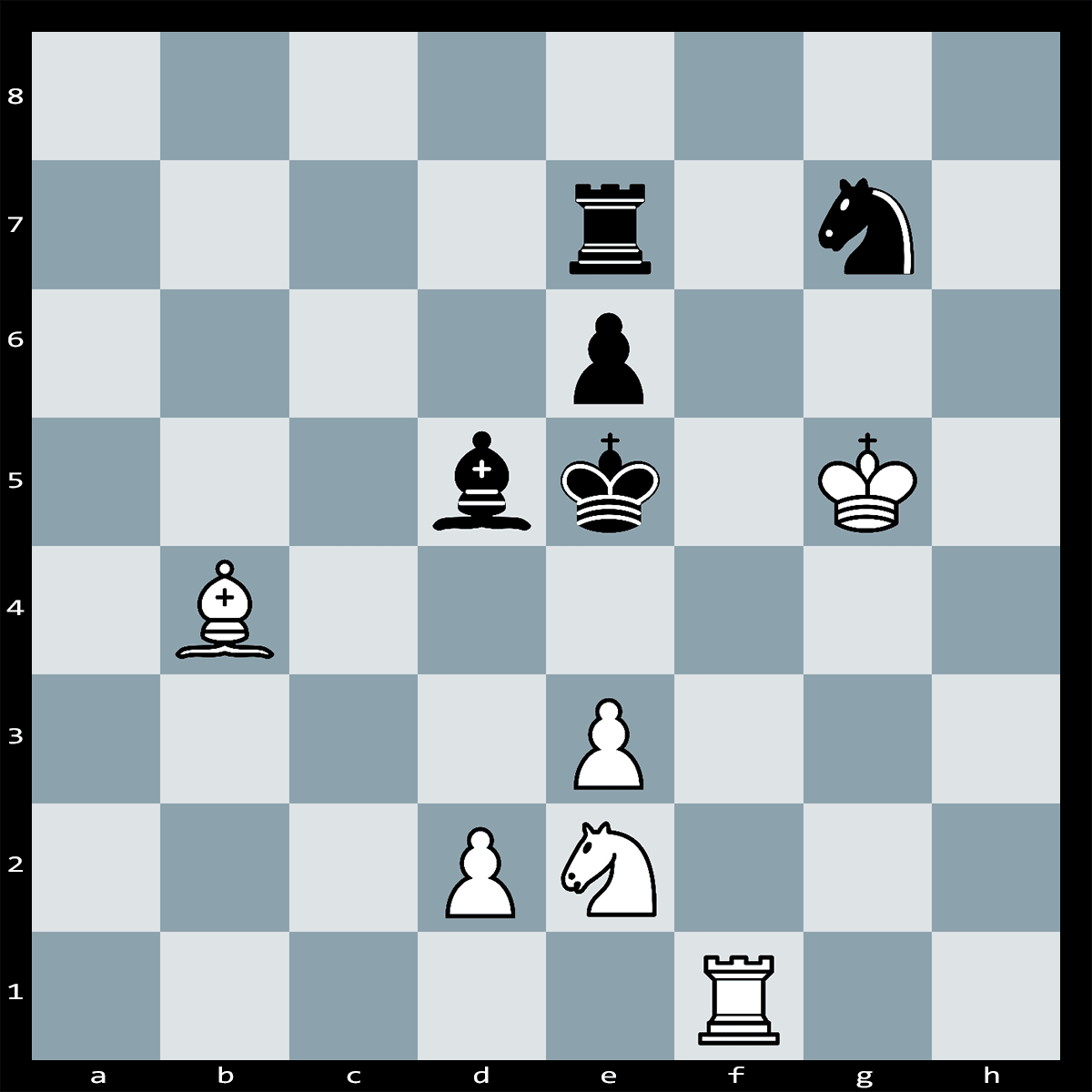 Chess Puzzle #347 | In this complex-looking position, White has a mate in 4 moves? Can you see it?