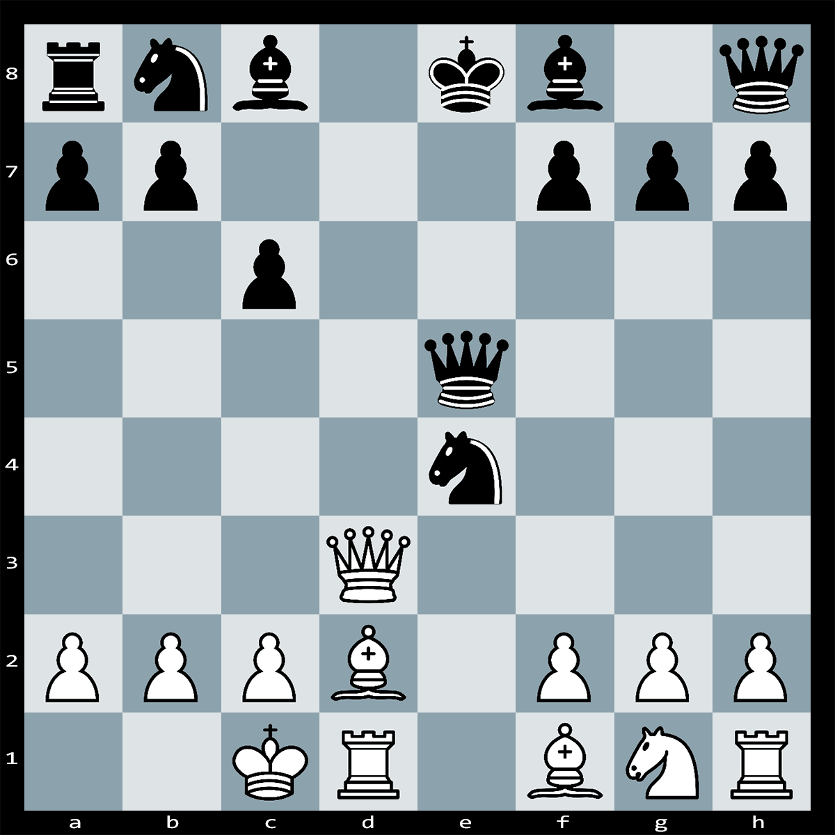Chess Puzzle #349 | White, who has the move. What should he play? Checkmate in Three Moves, Difficulty: Easy.