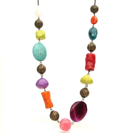 Collar Colorido Verano, ShenShina