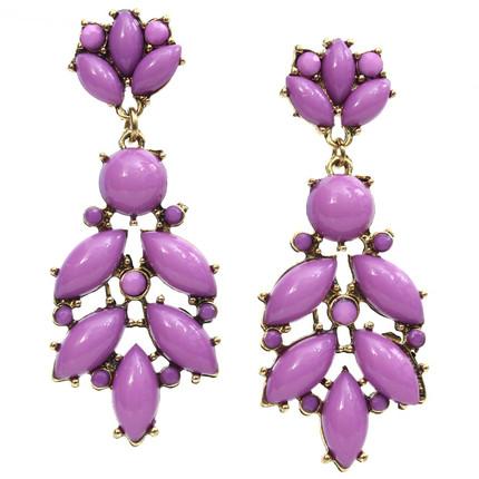 Aros piedras violeta, ShenShina
