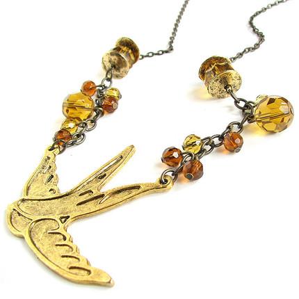 Collar Zoe - Cristal, ShenShina