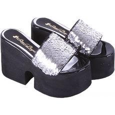 Zueco con plataforma modelo IVANA, Shoes Bayres