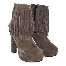 Botineta de cuero modelo LOLA, Shoes Bayres