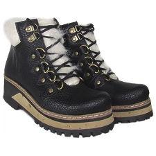 Borcego botineta con piel modelo DAIANA, Shoes Bayres