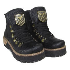 Borcego Acordonado modelo NAVY, Shoes Bayres