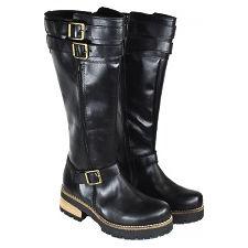 Bota caña alta modelo ADRILLE, Shoes Bayres