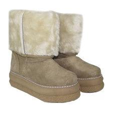 Pantubotas con plataforma modelo ICE, Shoes Bayres