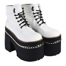 Borcego Acordonado modelo RIHANNA, Shoes Bayres