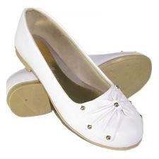 Chatita Ballerina modelo COMUNION moño, Shoes Bayres