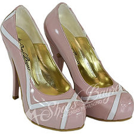 Stillettos de Charol Modelo SHEREZADE, Shoes Bayres