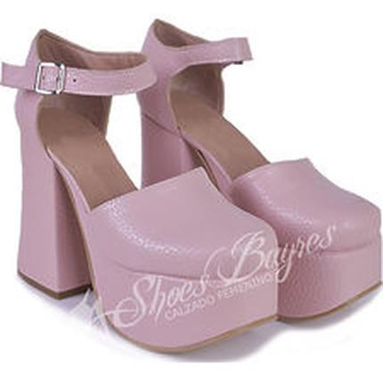 Guillermina Taco Acampanada modelo MARIA, Shoes Bayres