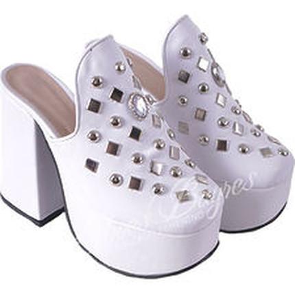 Zueco con Plataforma modelo ZAFIRO, Shoes Bayres
