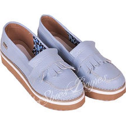 Mocasin plataforma modelo MELON, Shoes Bayres