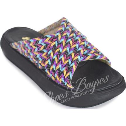 Zueco de Yute modelo DINA, Shoes Bayres