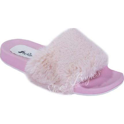Zueco Ojota con faja modelo GLAMOUR, Shoes Bayres