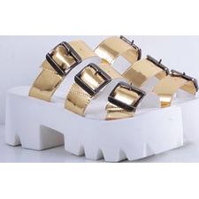 Birkenstock 3 hebillas Modelo LUCIA 2, Shoes Bayres