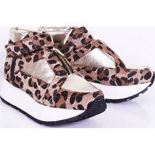 Botitas con plataforma Sneakers modelo DRIXY, Shoes Bayres