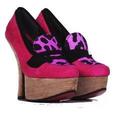 Zapatos con Plataforma modelo CANDY, Shoes Bayres