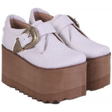 Zapato con Plataforma modelo RUBY, Shoes Bayres
