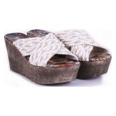Zueco plataforma baja modelo PERSIA BAJO, Shoes Bayres