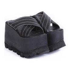 Zuecos con Plataforma Modelo CRISTINA, Shoes Bayres