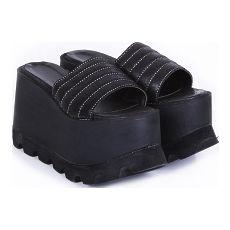 Zuecos con Plataforma Modelo CANELA, Shoes Bayres