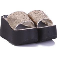 Zueco con plataforma modelo MARTINA, Shoes Bayres