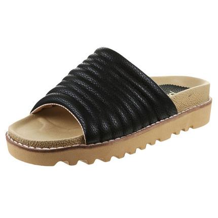 Sandalia canelones negra, Giup
