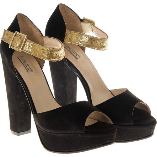 Justa negro Osadia Bazar Justa El Zapatos Osadia Amanda FHvnOwUa