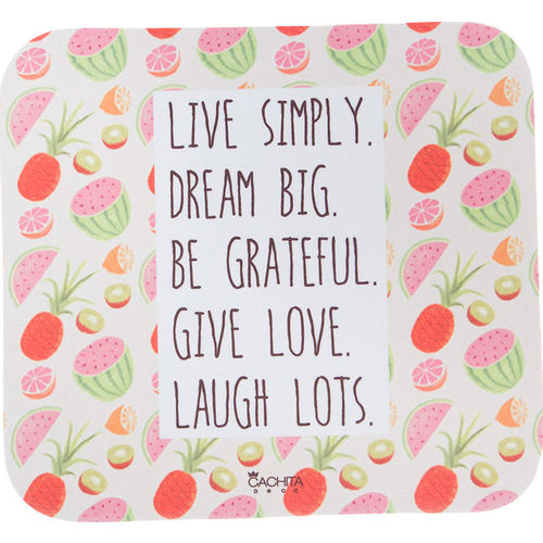 38b8748d3767 Mousepad Multicolor Cachita Deco Live Simply Cachita Deco