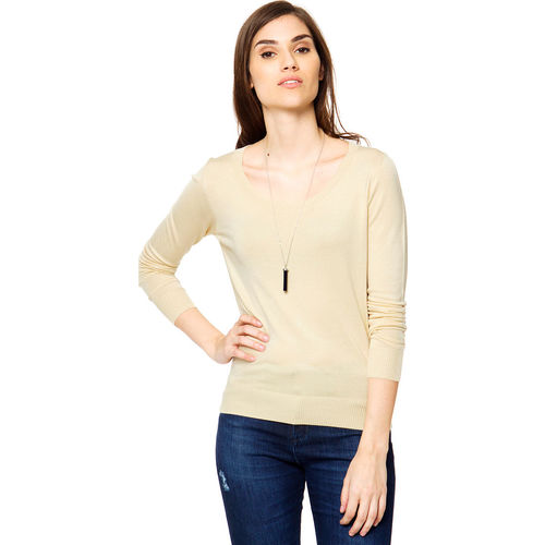 Sweater Beige Kevingston Mujer Olaguer Kevingston Mujer