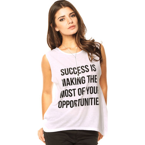 Musculosa Blanca Koxis Success Koxis
