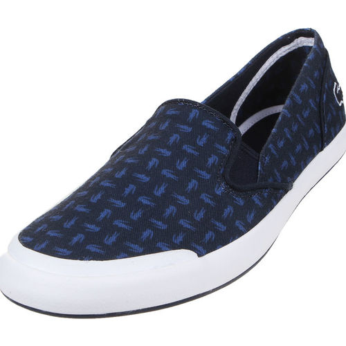 Panchas Azul Lacoste Lancelle Slip On 116 4 Spw Lacoste