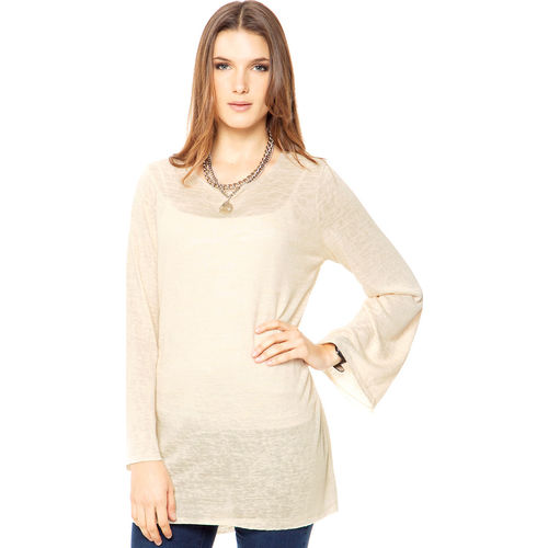 Sweater Beige Peuque Dance Peuque