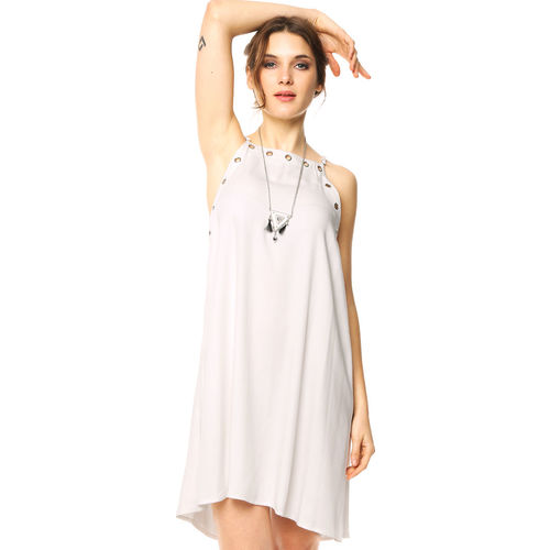 Vestido Natural Ytrio Moon Ytrio