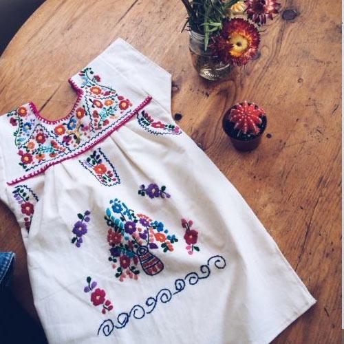 53cc9e359c Donde conseguir Blusas y Vestidos Mexicanos en Argentina - El Bazar