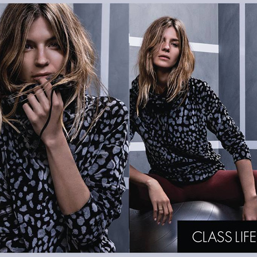 Class Life Otoño Invierno 2015 con Marcela Kloosterboer